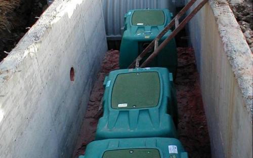 Instalacion separadores hidrocarburos y grasas